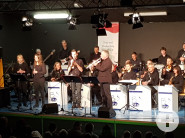 Blue Notes beim Konzert in Ustersbach